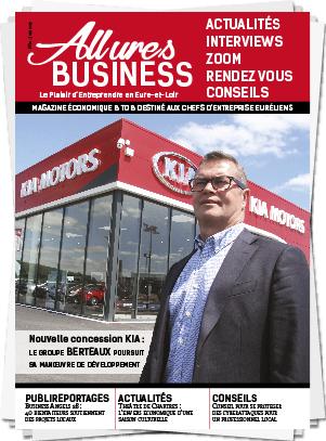 Magazine économique Allures Business 28